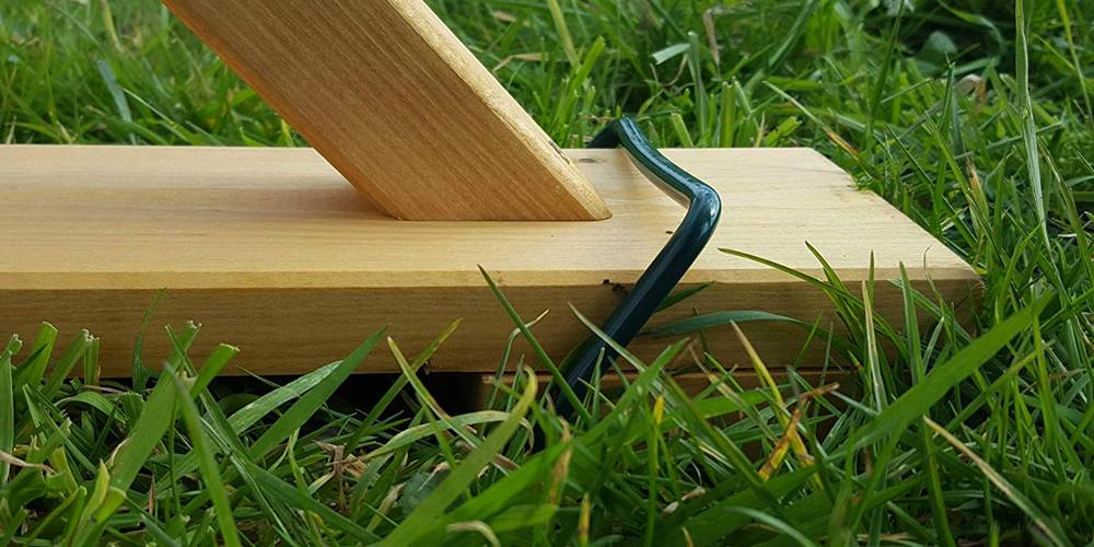 Metal Stabiliser Pegs Secure Your Bird Tables