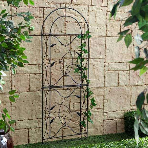 Metal Garden Trellis Keep Vine Plants Amp Flowers Off The Ground