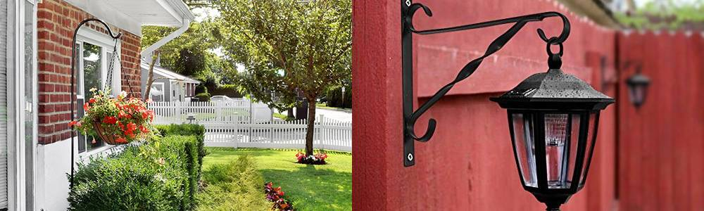 One Stop Supplier Of Garden Wire Hooks And Brackets.